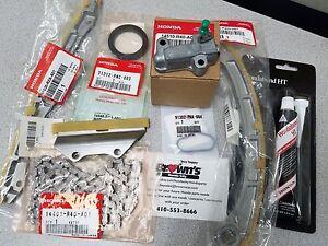 GENUINE HONDA 2008-2012 ACCORD 09-14 ACURA TSX 2.4 K24 TIMING CHAIN SET   eBay