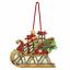 Dimensiones-contaron-Kit-Punto-De-Cruz-Hilo-Angel-de-Navidad-Santa-Muneco-de-Nieve-Globo miniatura 13
