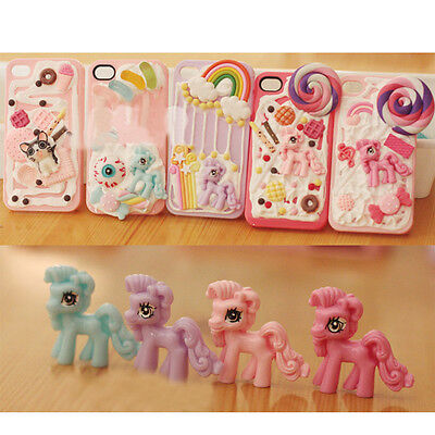 Cute My Little Pony Resin Kawaii Craft Flatback Cabochon Scrapbook DIY Decor New