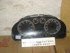 Velocímetro combi instrumento VW Passat 3b 3b0920929b us millas