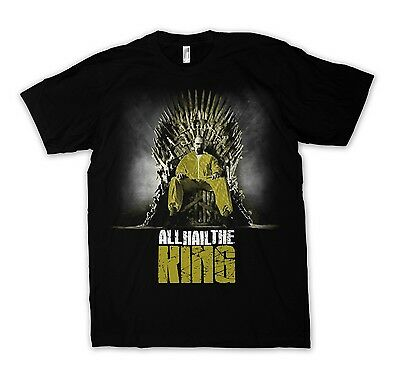 Breaking Bad Shirt - Hail To The King - Game Of Thrones - S M L XL 2X 3X 4X 5X
