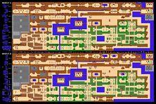 "The Legend of Zelda ""Complete Maps"" Poster"