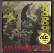 Rolling Stones     Voodoo 10 CDs + 2 DVDs Box Set