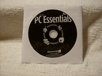 Alohabob 2005 Pc Essentials Suite Move, Maintain, Clean & Protect / Cd Only /