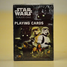 Star wars rogue one playing cards deck brand new sealed