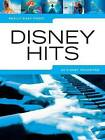 Really Easy Piano - Disney Hits by Hal Leonard Publishing Corporation (Paperback / softback, 2015)