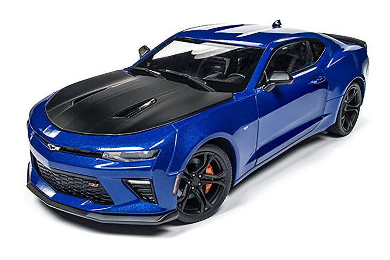 Muscle Cars USA   Chevy Camaro Ss ® ® ™ 1LE 50th Aniversario Hard Top (2017, 1 18)