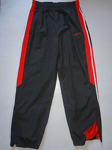 elegante Form verschiedene Farben Gutscheincode Details zu NIKE Sporthose Jogginghose Gr.XL (158-164-170cm)grau-orange Hose  Shirt Jacke NEU