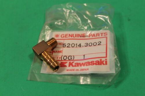 Kawasaki NOS NEW 52014-3002 Water Hose Elbow JB JF JS JB650 JF650 JS550 1977-93