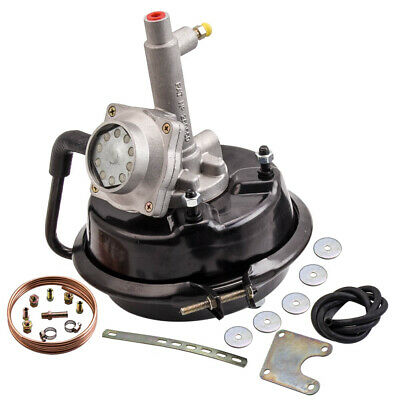 VH44 Remote Brake Booster Servo Assembly Kit for 4 wheel Drum Brake 820 PSI AID