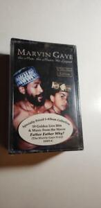 Marvin-Gaye-The-man-the-music-the-legend-2-Cassette-set-Sealed-New