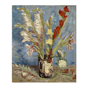 Canvas-Prints-Wall-Art-Van-Gogh-Painting-Reproduction-Picture-Home-Decor-Framed