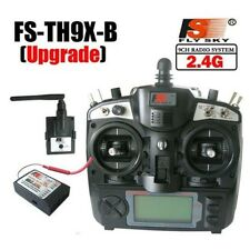 FlySky FS-TH9X-B 2.4G 9CH System (TX + RX) Radio