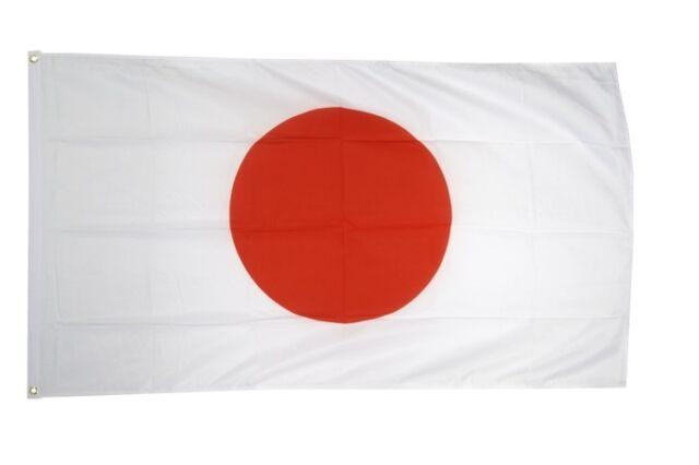 Tischflagge Japan Kriegsflagge japanische Tischfahne 15x22cm