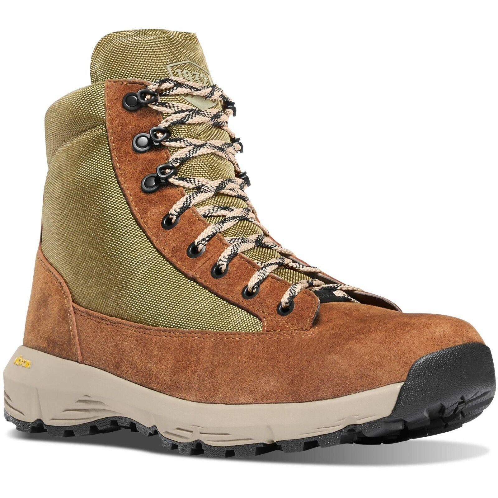 Homme Danner 65711 Explorer 650 6  Marron Olive Imperméable Bottes en cuir chaussures