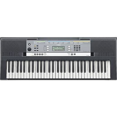 Yamaha YPT-240 61-Key Electric Portable Keyboard with Ultra Wide Stereo