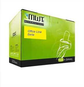 Mwt Office Cartouche/puce Yellow Pour Hp Color Laserjet Cm-3530-mfp Cp-3525-dn-afficher Le Titre D'origine Saveur Aromatique