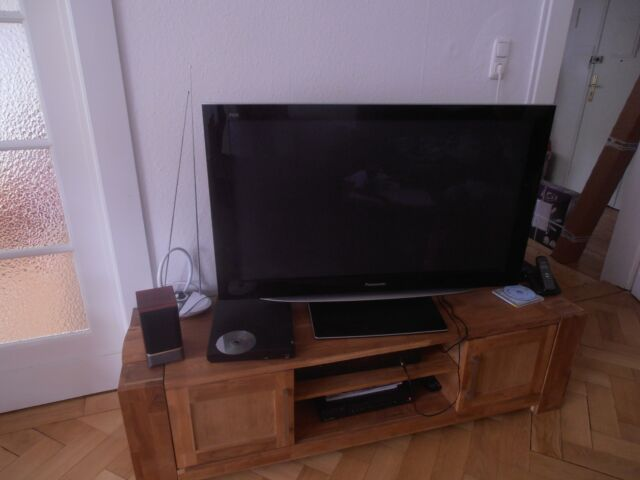 Panasonic Viera TH-42PZ85E 106,7 cm (42 Zoll) 1080p HD Plasma Fernseher