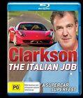 Clarkson - The Italian Job (Blu-ray, 2011, 2-Disc Set)