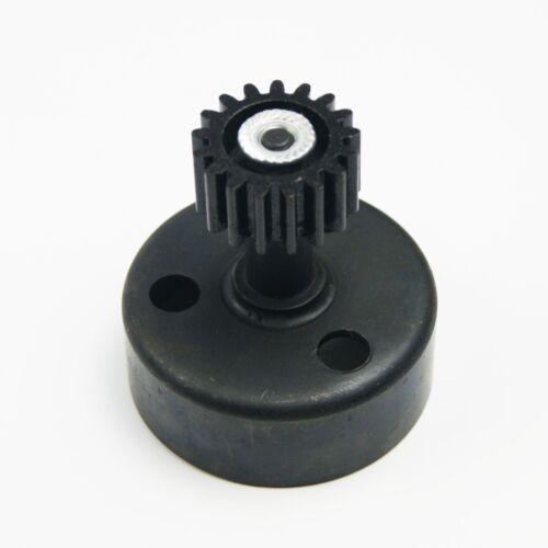 US ROVAN upgrade Clutch Bell Steel 17Teeth Pinion fits HPI KM Baja 5B 5T 5SC