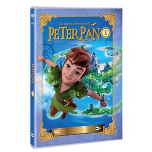 Nuove-Avventure-Di-Peter-Pan-Le-Stagione-01-01-Dvd-Nuovo