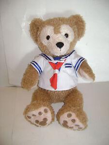 Sailor Girl Bear Pin Buddies