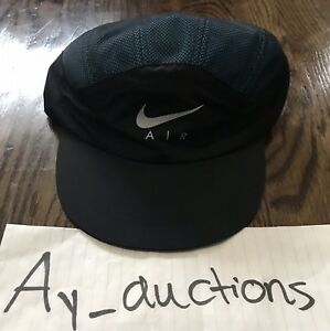 e4104a306aee6 Image is loading Supreme-Nike-Trail-Running-Hat-Blue-Black-Adjustable-