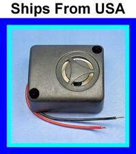 Best LOUD Mini Alarm Piezo Siren 108db (See to Believe) 12 VDC 6V 9V 12V Volt DC