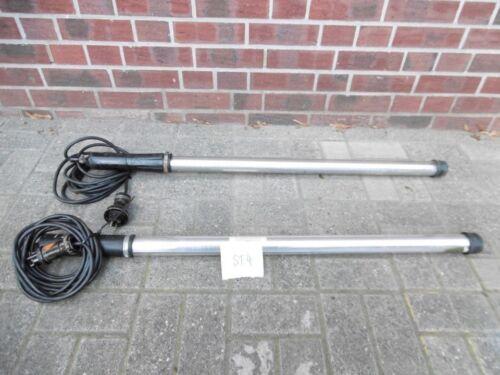1x Stablampe, Lampe, KFZ Leuchte, Neon Arbeitslampe 220V ex Bundeswehr(St4)