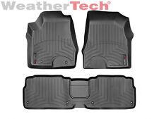 WeatherTech Floor Mats FloorLiner for Lexus RX 330 - 2004-2009 - Black
