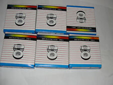 Lot Of 6 Ibm Selectric Ii Amp Iii Lift Off Tape Corrector Ribbons Pack Of 6
