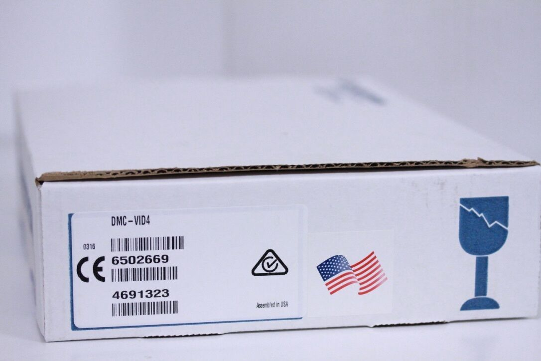 New  Sealed Crestron DMC-VID4 Output Card For DM MD16x16 MD8x8