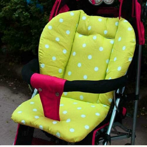 Soft Infant Baby Car Seat Stroller Cushion Pram Pad Body Support Pillow Cover
