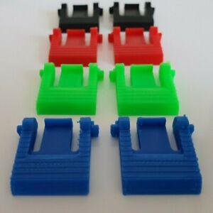 Logitech-TASTIERA-520-K520-MK520-MK520r-Gamba-Piede-Supporto-Piedi-Set-di-ricambio