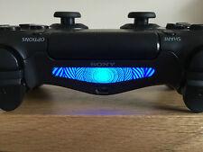 Illusion Swirls PS4 Controller Dual Shock Light Bar Decal Sticker