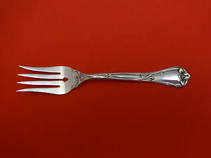 Modern-Art-by-Reed-amp-Barton-Plate-Silverplate-Salad-Fork-6-1-4-034