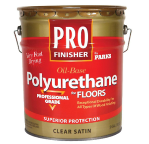 Details About Polyurethane Wood Finish Varnish Clear Satin Oil Based Abrasion Water Resistant
