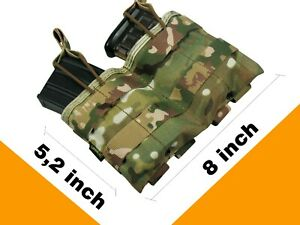 Pouch-Case-molle-pals-Ammunition-millitary-USSR-airsoft-bag-multicam-Waterproof