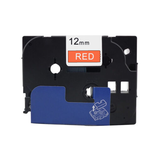 COMPATIBLE TZe LABEL TAPE FOR BROTHER 12mm FOR P-TOUCH H101C,PT-H101C