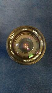 Kamera Objektiv, Sigma UC Zoom, 28-105 mm, 1:4-5.6, sehr guter Zustand - Dresden, Deutschland - Kamera Objektiv, Sigma UC Zoom, 28-105 mm, 1:4-5.6, sehr guter Zustand - Dresden, Deutschland