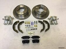 Rear Brakes Large Repair KIT Dodge Caliber PM 2007-2012 262MM DISCS BRK/PM/005A