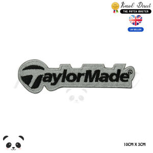 Taylor-Made-Special-Embroidered-Iron-On-Sew-On-Patch-Badge