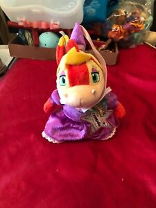 Neopets-Collector-Limited-Edition-Plush-with-Keyquest-Code-Royal-Girl-Scorchio