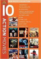 Mgm 10 Action Movies (walking Tall............ Dvd