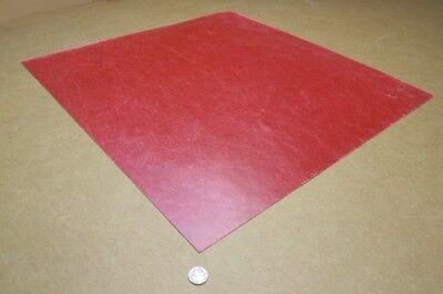 """GPO3 Electrical Red Fiberglass Sheet 1//32/"""" Thick x 24.0/"""" Wide x 24.0/"""" Long"""