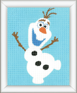 PN-0167690 Disney Frozen Tapestry Kit Anna Vervaco
