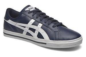 02349680ab0 Mens Asics Classic Tempo Trainer Blue White UK Sizes 7 - 10.5 NEW ...