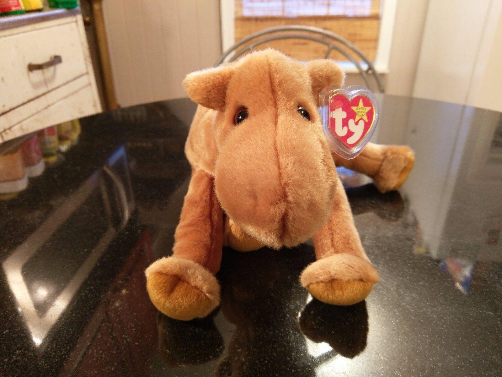 1998 Beenie Buddies Camel  Humphrey