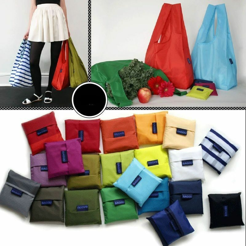 eco waterproof grocery compact folding reusable shopping bags pouch handbag tote ebay. Black Bedroom Furniture Sets. Home Design Ideas