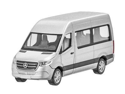 Original Mercedes-Benz Sprinter Kastenwagen iridiumsilber 1:87